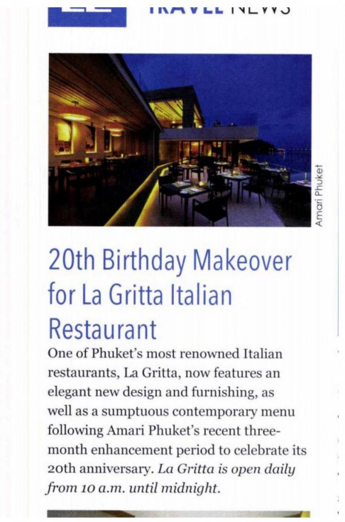 La Gritta Restaurant