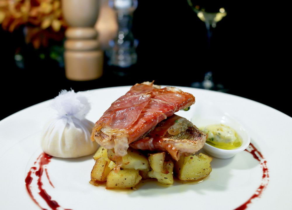 SNAPPER-SALTIMBOCCA